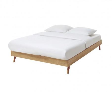 Cama de madera modelo Santander