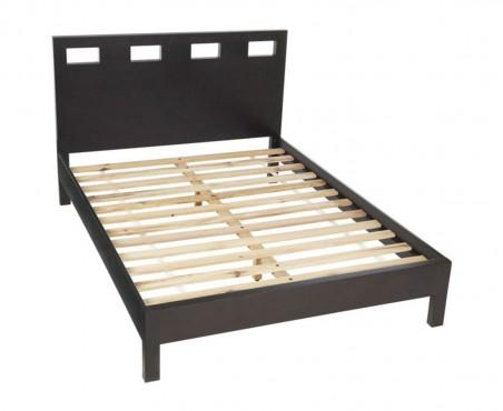 Cama de madera fabricada con Madera VIVA