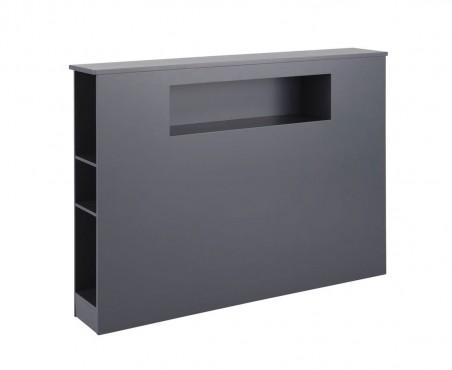 Cabecera modelo Pisa terminado negro
