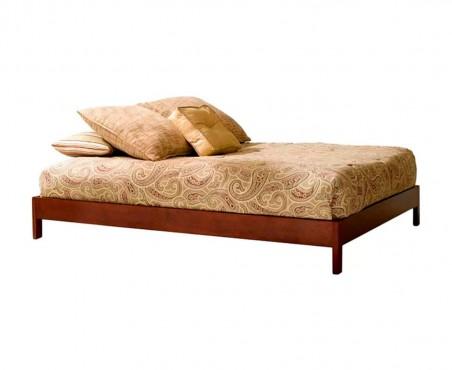 Cama modelo Lisboa de madera