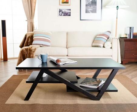 Mesa centro sala louisiana madera viva for Mesas de centro de madera para sala