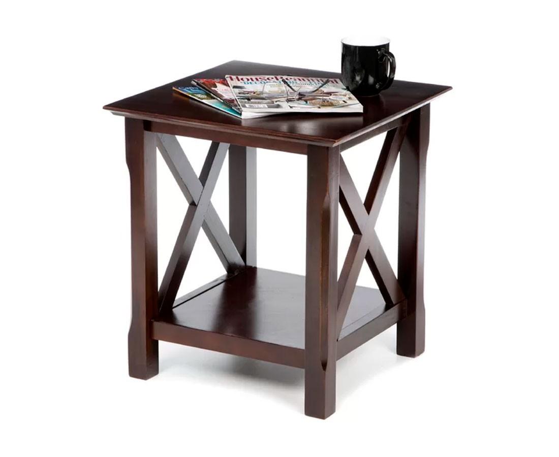 Piecera de madera de parota para habitación. Muebles garantizados.