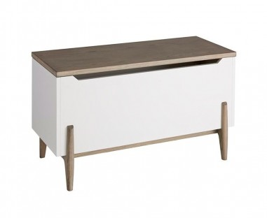 Baúl de madera modelo Palau