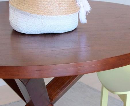 Detalle cubierta mesa modelo México
