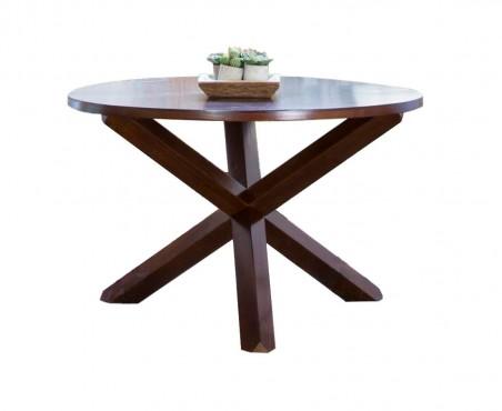 Mesa circular madera modelo México