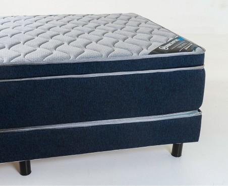Detalle de colchón Vertebral Confort