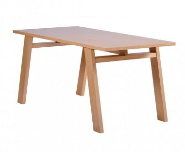 Comedor modelo valencia comedores sillas madera viva for Modelos comedores