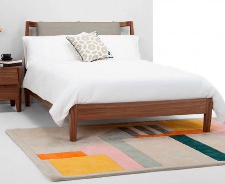 Decoración con cama modelo Bali