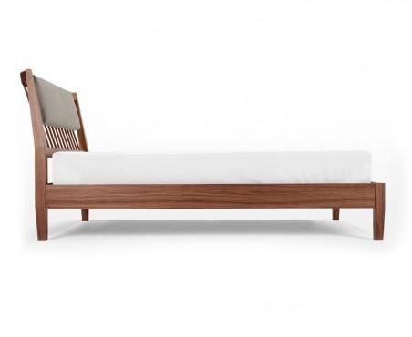 Cama madera roble modelo Bali