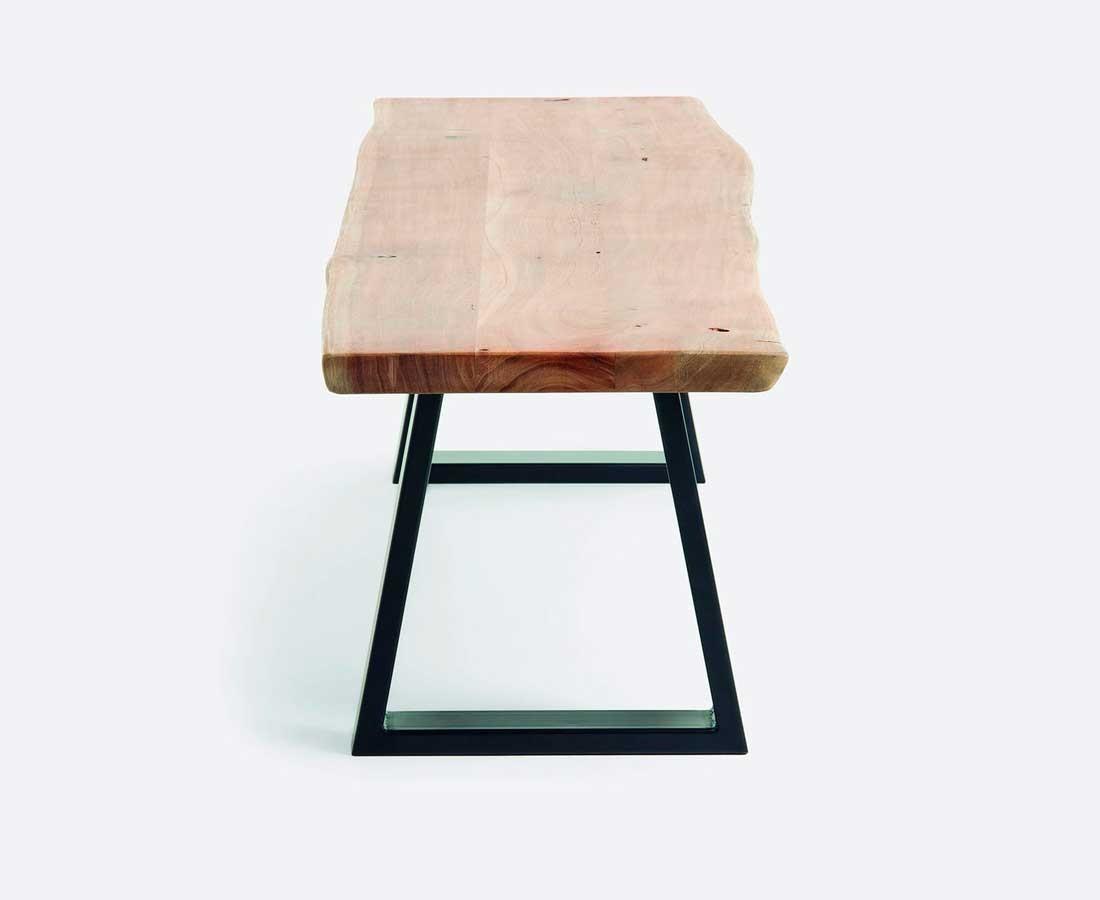 Taburete modelo nayarit bancos restaurante madera viva for Bancos zapateros de madera
