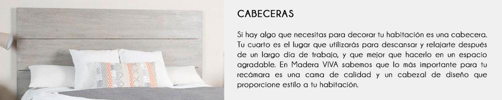 Cabeceras | Cabezales | Habitación | Madera VIVA