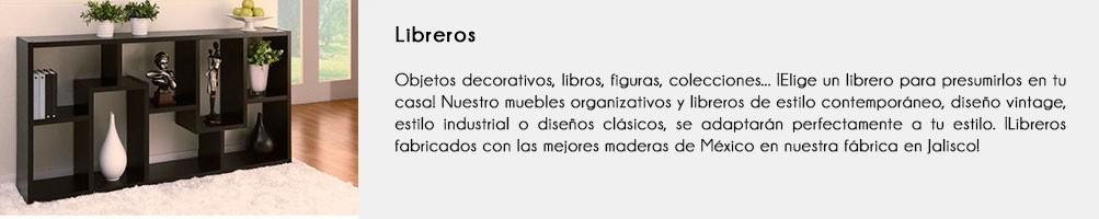 Libreros | Estanterias | Madera VIVA