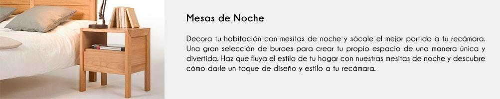 Mesitas de noche | Buroes | Buro | Madera VIVA